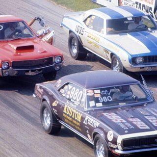 1960's Drag Racing