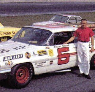 1960's Stock Car