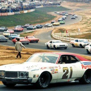 1970's Stock Car