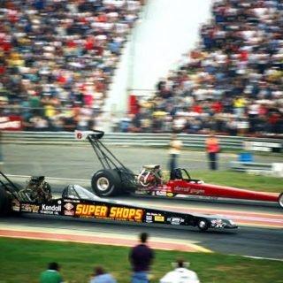 1980's Drag Racing