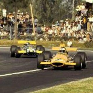 1960's F1 Races