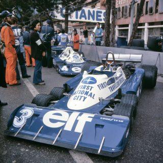 1970's F1 Races