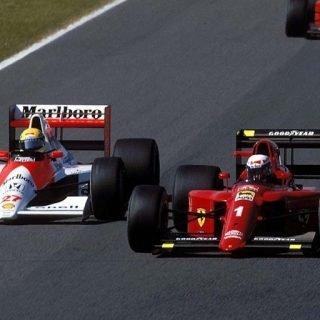 1990's Formula 1
